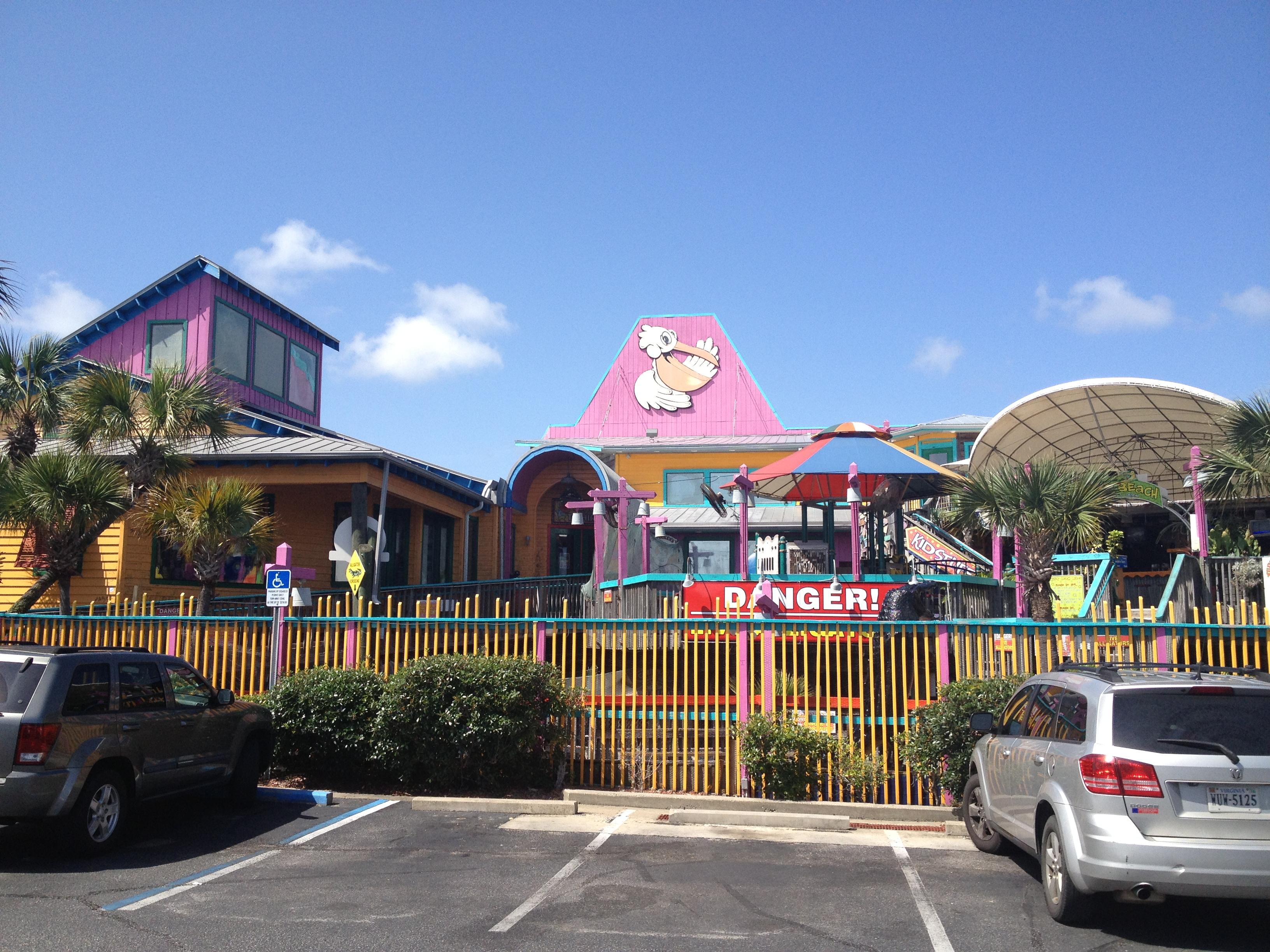 Fort Walton Beach Florida Places To Eat