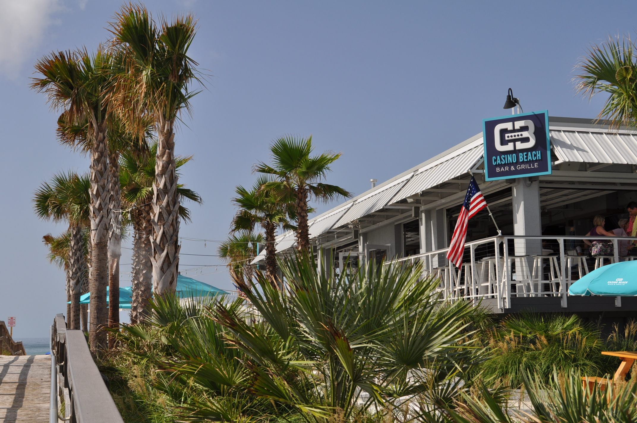 Casino Beach Bar Is The Place To Be On Pensacola Beach