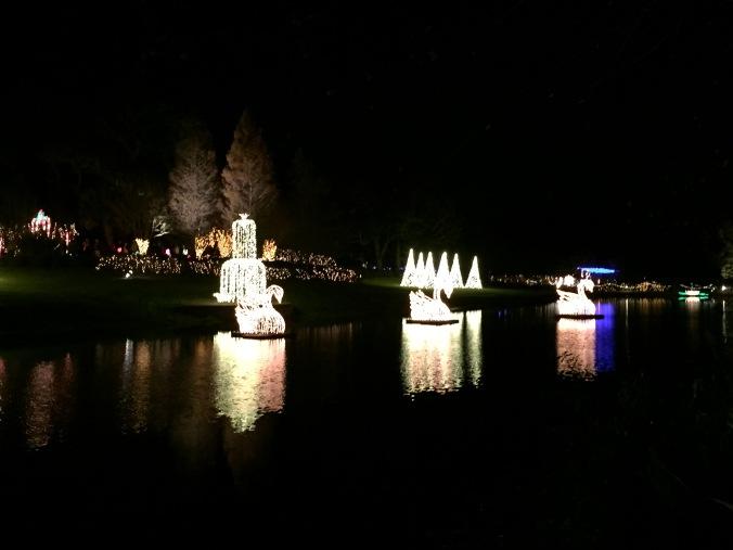 Bellingrath swans