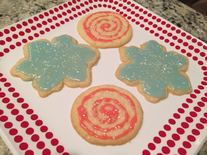 The Easiest Christmas Cookies Ever Sand In My Minivan