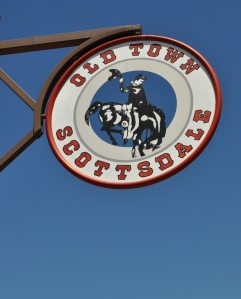Old Town Scottsdale sign